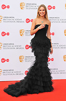 Kimberley Garner at the British Academy (BAFTA) Television Awards 2019, Royal Festival Hall, Southbank Centre, Belvedere Road, London, England, UK, on Sunday 12th May 2019.<br /> CAP/CAN<br /> ©CAN/Capital Pictures