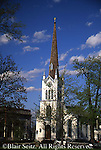 PA Historic Places, St John's Episcopal Church, mid-1700s, 1 Hanover St., Carlisle, PA, Cumberland Co.