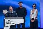 Javier Gutierrez at the Jose Maria Forque Awards in Madrid, Spain. January 12 2015. (ALTERPHOTOS/Carlos Dafonte)