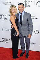 "15 April 2016 - New York, New York- Kelly Ripa, Mark Consuelos. ""All We Had"" screening at Tribeca Film Festival 2016. Photo Credit: Mario Santoro/AdMedia"