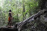 &quot;Percib&iacute; el llanto y agon&iacute;a de vestigios sepultados por una civilizada ignorancia&quot;.<br />