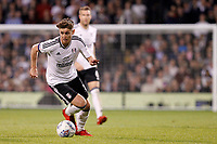 Tom Cairney of Fulham in action during the Sky Bet Championship play off semi final 2nd leg match between Fulham and Derby County at Craven Cottage, London, England on 15 May 2018. Photo by Carlton Myrie / PRiME Media Images.