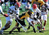Mitchell Lax vs. Lyndon State 4/4/2012