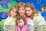 Chloe, Abby, Ann and Tara O'Leary enjoying the Milltown family funday on Sunday..