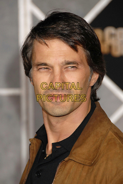 "OLIVIER MARTINEZ.""No Country For Old Men"" Los Angeles Premiere at the El Capitan Theatre, Hollywood, California, USA, .4 November 2007..portrait headshot.CAP/ADM/BP.©Byron Purvis/AdMedia/Capital Pictures."
