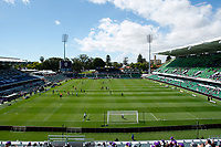 3rd November 2019; HBF Park, Perth, Western Australia, Australia; A League Football, Perth Glory versus Central Coast Mariners; HBF Park before the start of the game - Editorial Use