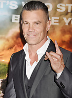 WESTWOOD, CA - OCTOBER 08: Actor Josh Brolin arrives at the Premiere Of Columbia Pictures' 'Only The Brave' at Regency Village Theatre on October 8, 2017 in Westwood, California.<br /> CAP/ROT/TM<br /> &copy;TM/ROT/Capital Pictures