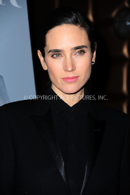 WWW.ACEPIXS.COM<br /> <br /> March 27 2014, New York City<br /> <br /> Actress Jennifer Connelly at DuJour Magazine celebrates the Spring issue with Jennifer Connelly on March 27, 2014 in New York City.<br /> <br /> <br /> By Line: William Bernard/ACE Pictures<br /> <br /> <br /> ACE Pictures, Inc.<br /> tel: 646 769 0430<br /> Email: info@acepixs.com<br /> www.acepixs.com