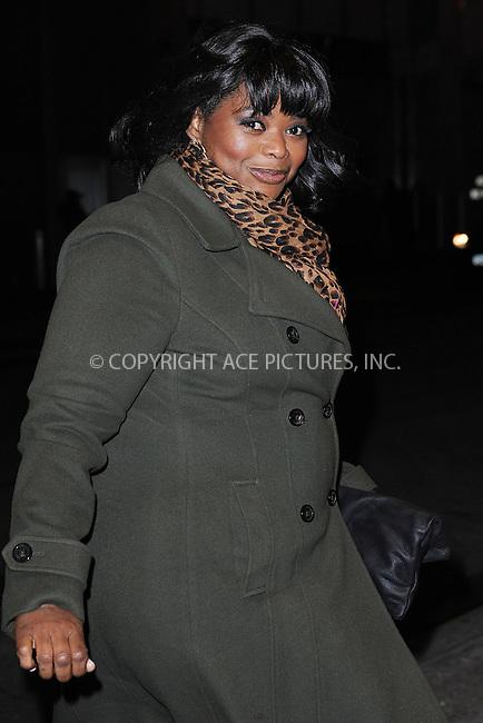 WWW.ACEPIXS.COM <br /> January 6, 2014 New York City<br /> <br /> Octavia Spencer attends the 2013 New York Film Critics Circle Awards Ceremony at The Edison Ballroom on January 6, 2014 in New York City. <br /> <br /> <br /> Please byline: Kristin Callahan  <br /> <br /> ACEPIXS.COM<br /> Ace Pictures, Inc<br /> tel: (212) 243 8787 or (646) 769 0430<br /> e-mail: info@acepixs.com<br /> web: http://www.acepixs.com