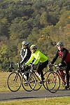 Fall covered bridge ride, Bucks County
