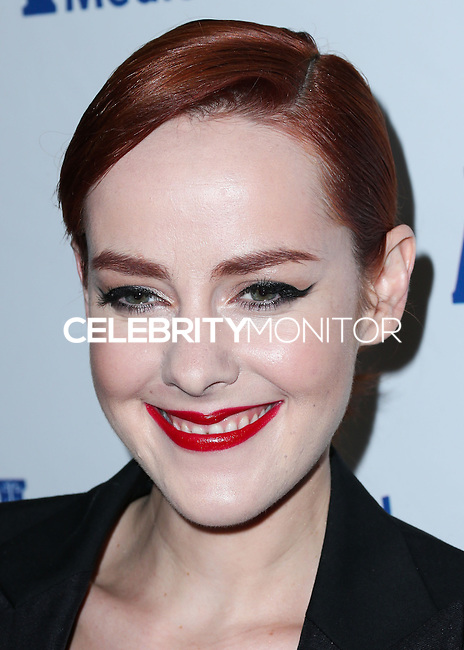 BEVERLY HILLS, CA, USA - OCTOBER 23: Jena Malone arrives at the 2014 International Medical Corps' Annual Awards Dinner Ceremony held at the Beverly Wilshire Four Seasons Hotel on October 23, 2014 in Beverly Hills, California, United States. (Photo by Xavier Collin/Celebrity Monitor)