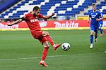 Dominick Drexler (1. FC Koeln).<br /> <br /> Sport: Fussball: 1. Bundesliga: Saison 19/20: 28. Spieltag: TSG 1899 Hoffenheim - 1. FC Koeln, 27.05.2020<br /> <br /> Foto: Markus Gilliar/GES/POOL/PIX-Sportfotos.<br /> <br /> Nur für journalistische Zwecke! Only for editorial use!<br /> <br /> Gemäß den Vorgaben der DFL Deutsche Fußball Liga ist es untersagt, in dem Stadion und/oder vom Spiel angefertigte Fotoaufnahmen in Form von Sequenzbildern und/oder videoähnlichen Fotostrecken zu verwerten bzw. verwerten zu lassen. DFL regulations prohibit any use of photographs as image sequences and/or quasi-video.