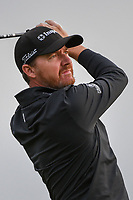 Jimmy Walker (USA) watches his tee shot on 11 during day 1 of the Valero Texas Open, at the TPC San Antonio Oaks Course, San Antonio, Texas, USA. 4/4/2019.<br /> Picture: Golffile   Ken Murray<br /> <br /> <br /> All photo usage must carry mandatory copyright credit (&copy; Golffile   Ken Murray)
