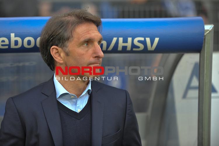 08.05.2015,  Imtech Arena, Hamburg, GER, 1. FBL, Hamburger SV vs SC Freiburg, im Bild Trainer Bruno Labbadia (Hamburg)<br /> Foto &copy; nordphoto / Witke *** Local Caption ***