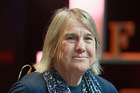 Pictured: Christine Chinkin.<br /> Re: Hay Festival at Hay on Wye, Powys, Wales, UK. Saturday 02 June 2018
