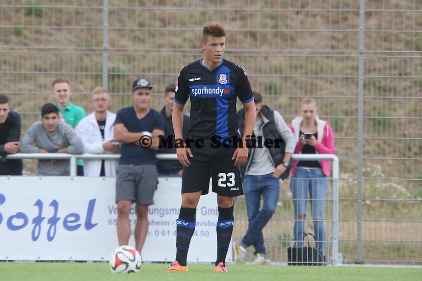 Marcel Kaffenberger (FSV) - VfB Ginsheim vs. FSV Frankfurt