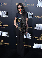 Ciscandra Nostalghia at the premiere of &quot;John Wick Chapter Two&quot; at the Arclight Theatre, Hollywood. <br /> Los Angeles, USA 30th January  2017<br /> Picture: Paul Smith/Featureflash/SilverHub 0208 004 5359 sales@silverhubmedia.com