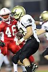 Lawndale, CA 10/01/10 - Ryan Sawelson (Peninsula #32) in action during the Peninsula-Lawndale Varsity football game.