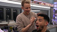 Andrew Brady, Shane Lynch  <br /> Celebrity Big Brother 2018 - Day 6<br /> *Editorial Use Only*<br /> CAP/KFS<br /> Image supplied by Capital Pictures