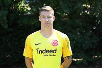 Torwart Jan Zimmermann (Eintracht Frankfurt) - 26.07.2018: Eintracht Frankfurt Mannschaftsfoto, Commerzbank Arena