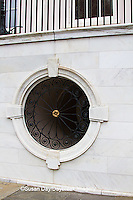 66512-00101 Round window on City Hall Building, Charleston, SC