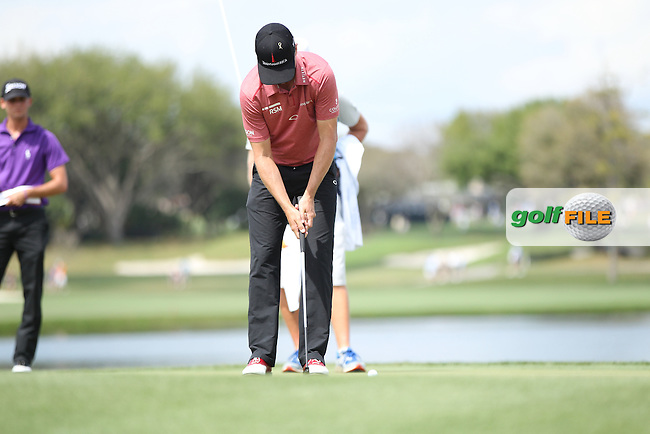 Zac Johnson (USA),  during The Final Round of the Arnold Palmer Invitational, Bay Hill Club and Lodge, Orlando,  Florida, USA. 20/03/2016.<br /> Picture: Golffile | Mark Davison<br /> <br /> <br /> All photo usage must carry mandatory copyright credit (&copy; Golffile | Mark Davison)