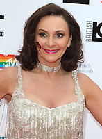 Shirley Ballas at the British LGBT Awards at the London Marriott Hotel Grosvenor Square, Grosvenor Square, London on Friday 11 May 2018<br /> CAP/ROS<br /> &copy;ROS/Capital Pictures
