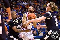 Boise St Basketball 2009-10 v Idaho