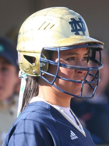 Notre Dame vs. Eastern Michigan<br /> Alexandra Kotcheff (Class-FR, Position- OF)