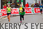 Annmarie Tritschler, 342 and Michelle Mulvihill, 1348 who took part in the 2015 Kerry's Eye Tralee International Marathon Tralee on Sunday.