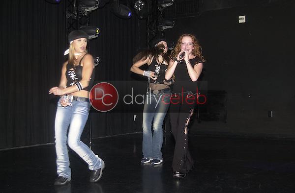 Shaylene Benson, Scarlett Pomers and Erica Graff