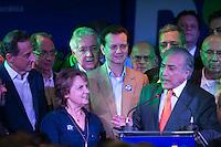 SAO PAULO, SP, 230.06.2014 - CONVENÇÃO ESTADUAL PSD - Michel Temer durante convençao estadual do PSD  nesta segunda-feira, 30 no Edificio Joema no centro da cidade de Sao Paulo. (Foto: Vanessa Carvalho - Brazil Photo Press).