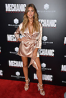LOS ANGELES, CA. August 22, 2016: Model Kara Del Toro at the Los Angeles premiere of &quot;Mechanic: Resurrection&quot; at the Arclight Theatre, Hollywood.<br /> Picture: Paul Smith / Featureflash