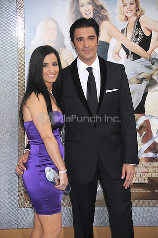 Gilles Marini at the film premiere of 'Sex and the City 2' at Radio City Music Hall in New York City. May 24, 2010.Credit: Dennis Van Tine/MediaPunch