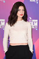 Esther Garrel at the London Film Festival 2017 photocall for the film &quot;Call Me by Your Name&quot; at the Mayfair Hotel, London, UK. <br /> 09 October  2017<br /> Picture: Steve Vas/Featureflash/SilverHub 0208 004 5359 sales@silverhubmedia.com