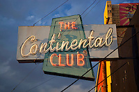 The granddaddy of all local music venues, the Continental Club has enjoyed a coast-to-coast reputation as the premier club for live music in Austin since 1957.