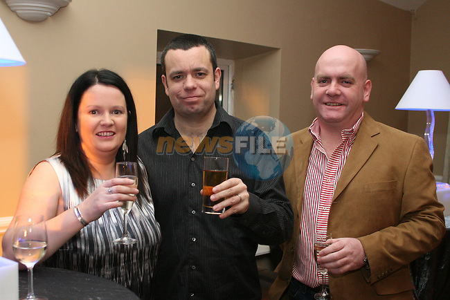 Dara and Jonathan Hope with Alan Kelly at the Opening of Harry's Bar and Grill....Photo NEWSFILE/Jenny Matthews.(Photo credit should read Jenny Matthews/NEWSFILE)....This Picture has been sent you under the condtions enclosed by:.Newsfile Ltd..The Studio,.Millmount Abbey,.Drogheda,.Co Meath..Ireland..Tel: +353(0)41-9871240.Fax: +353(0)41-9871260.GSM: +353(0)86-2500958.email: pictures@newsfile.ie.www.newsfile.ie.FTP: 193.120.102.198.