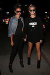 Models Bella B Harris AND MEREDITH MICKELSON Attend Kia STYLE360 Hosts Official Serena Williams Signature Statement Collection by HSN After-Party Held at <br /> Bagatelle NYC
