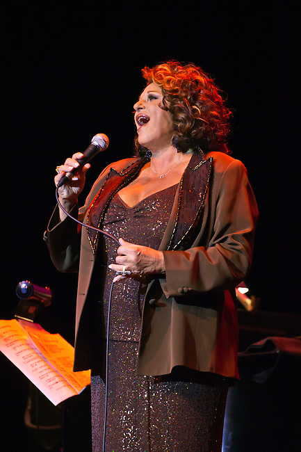 LAINIE KAZAN sings at the SUNSET CENTER - CARMEL, CALIFORNIA