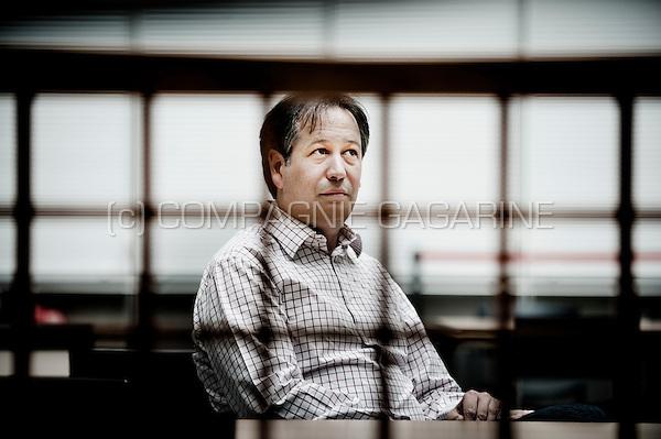 Alexis Walckiers, Chief Economist of the Belgian Competition authority (Belgium, 04/07/2014)