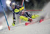 8th February 2019, Are, Sweden; Alpine skiing: Combination, ladies: Ester Ledecka from Czech Republic on the slalom course.