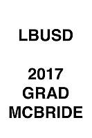 LBUSD 2017 GRAD McBride