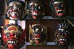 Balinese masks