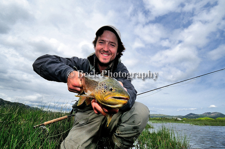 BROWN  TROUT NICK FLIESS