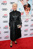 HOLLYWOOD, CA - NOVEMBER 12: Helen Mirren at The Leisure Seeker Special Screening During AFI Fest 2017 at the Egyptian Theatre in Hollywood, California on November 12, 2017. <br /> CAP/MPI/FS<br /> &copy;FS/MPI/Capital Pictures
