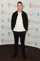 Will Poulter is announced as a nominee for the EE Rising Star Award 2014 at BAFTA, London. 06/01/2014 Picture by: Steve Vas / Featureflash