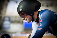 Picture by Allan McKenzie/SWpix.com - 06/01/2018 - Track Cycling - Revolution Champion Series 2017 - Round 3 - National Cycling Centre, Manchester, England - Great Britain's Jason Kenny returns to the track at the Revolution Series in Manchester.