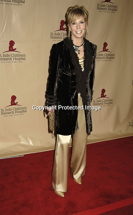 Leslie Charleson ..at the 11th Annual Daytime Television Salutes St. Jude Children's Research Hospital benefit hosted by Martha Byrne on October 14, 2005 at The New York Marriott Marquis Hotel. ..Photo by Robin Platzer, Twin Images