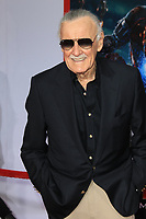 ^^^FILE PHOTO*** STAN LEE SUES FORMER COMPANY FOR ONE BILLION DOLLARS IN ALLEGED FRAUDULENT SALES AGREEMENT<br /> HOLLYWOOD, CA - APRIL 24: Stan Lee at the premiere of Walt Disney Pictures' 'Iron Man 3' at the El Capitan Theatre on April 24, 2013 in Hollywood, California.  <br /> CAP/MPI23<br /> &copy;MPI23/Capital Pictures