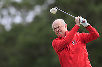 John Walker (Roscommon) on the 1st tee during the Final of the AIG Jimmy Bruen Shield in the AIG Cups & Shields Connacht Finals 2019 in Westport Golf Club, Westport, Co. Mayo on Sunday 11th August 2019.<br /> <br /> Picture:  Thos Caffrey / www.golffile.ie<br /> <br /> All photos usage must carry mandatory copyright credit (© Golffile | Thos Caffrey)